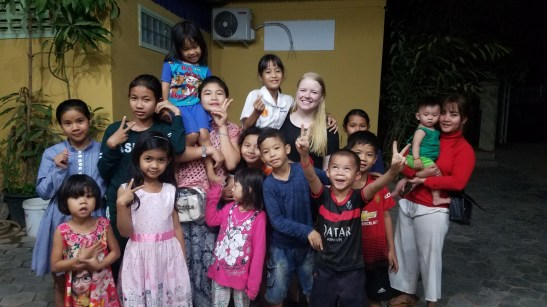 Missionary makes unforgettable memories during stay in Cambodia