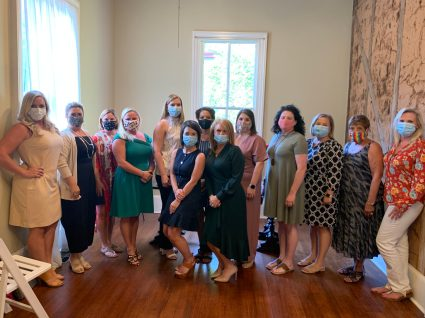 Service League installs 2020-21 officers