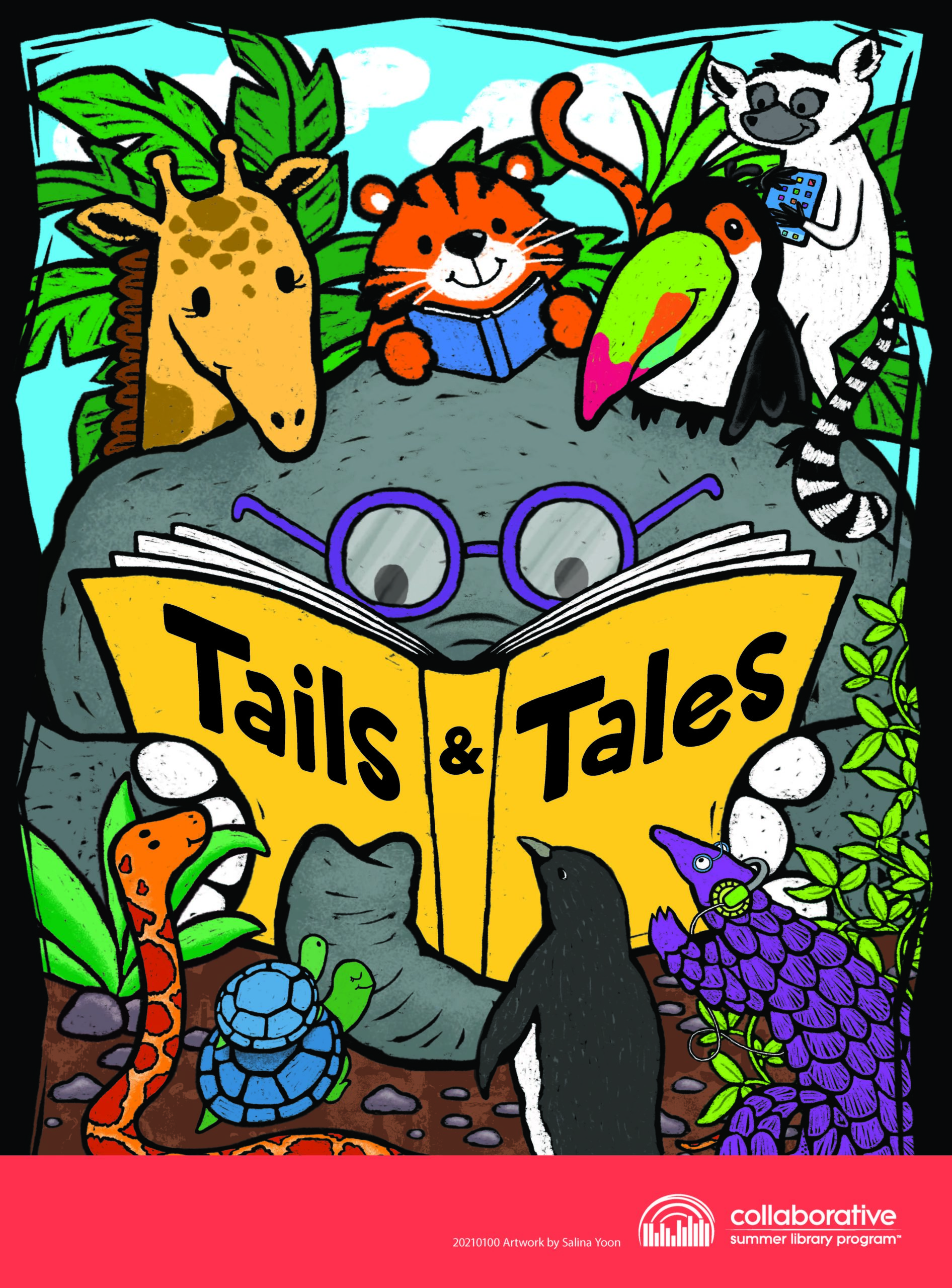 Tails and Tales: Louisiana's 2021 Summer Reading Program | Natchitoches  Times