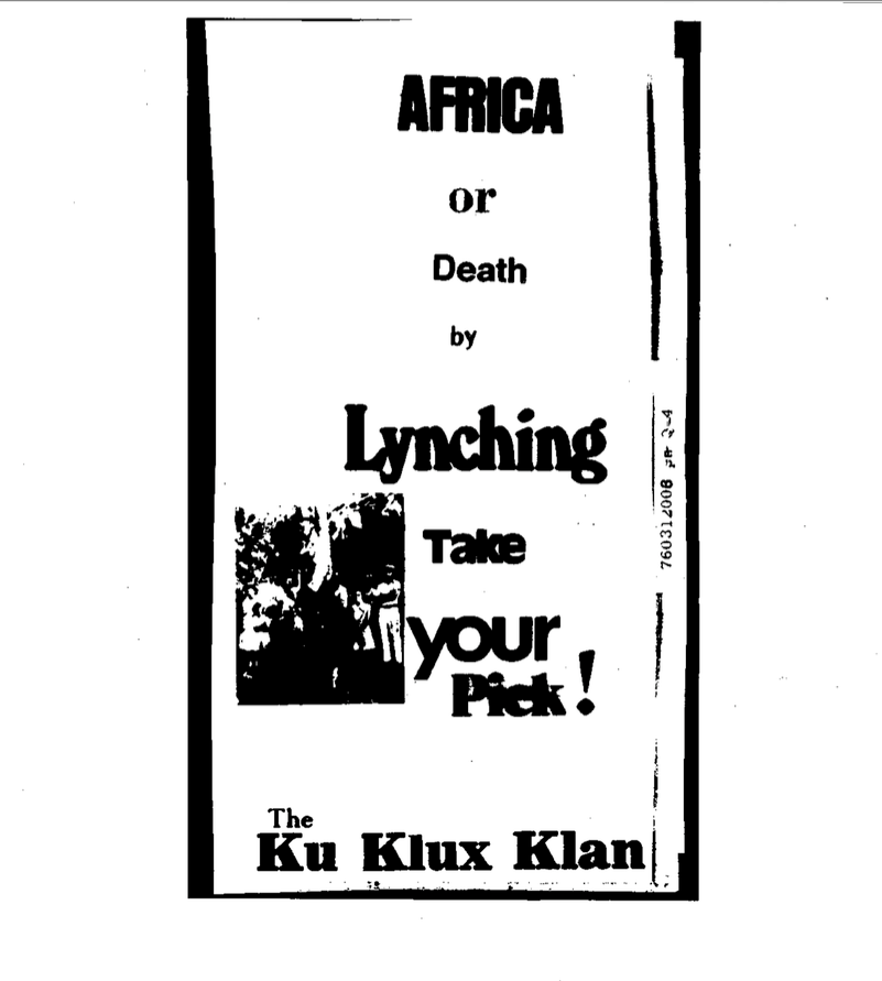 a closer examination of the ku klux klan or kkk Close you are signed in as  but a sharp rise in ku klux klan and black separatist groups has seen the figure gradually  the kkk currently has 11.