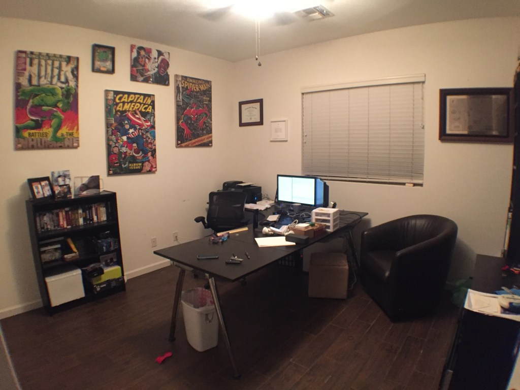 home office wide