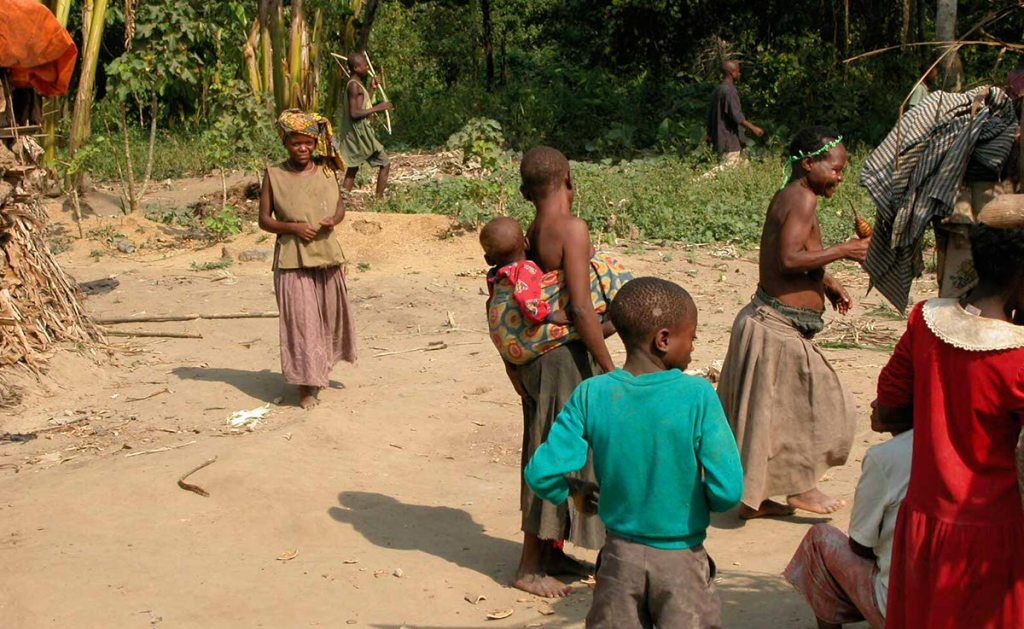 The people of Semuliki National park