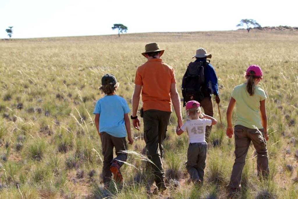 Uganda family safari