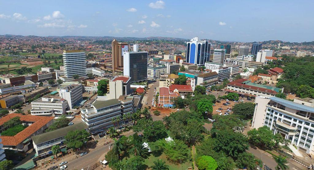 Kampala City - Central Region Uganda