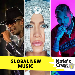 NEW MUSIC THIS WEEK: Nameless' 'Megarider' 2 Decades on, Jennifer Lopez's 'Medicine' and Chris Brown is 'Back to Love'