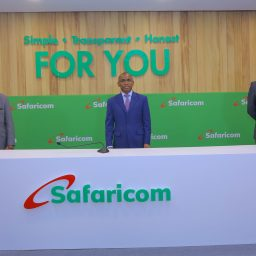 Safaricom's Profits Rise to KES 74.7 Billion
