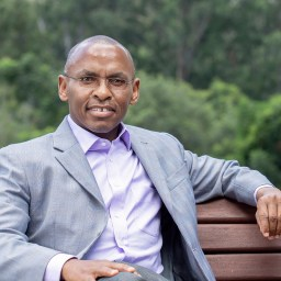 Peter Ndegwa Takes over the Reins of Safaricom from Michael Joseph