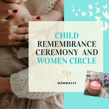 Child Remembrance Ceremony And Women Circle 2020