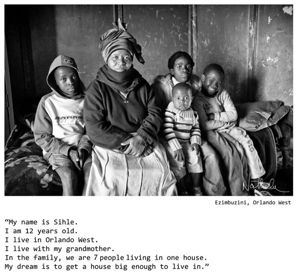 Nathalie Boucry Photography | Ikageng | Sihle