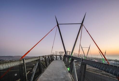 Cosmo Mall Pedestrian Bridge | Johannesburg