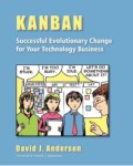 "Book Cover: ""Kanban: Successful Evolutionary Change for Your Technology Business"" by David J. Anderson"
