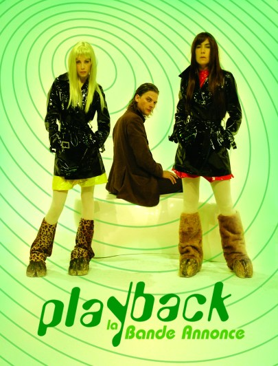 performance play back, la bande annonce 2003 flyer