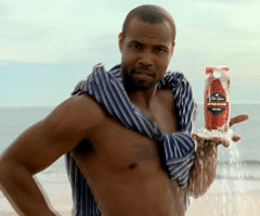The Old Spice Guy. What havoc he has wrought.