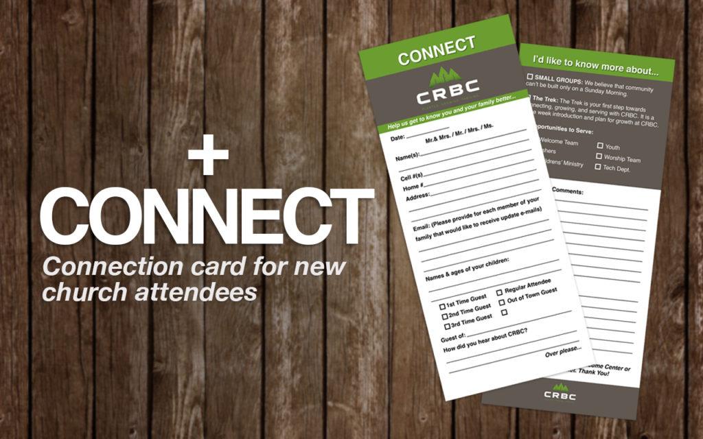 Logo Church Connect Card