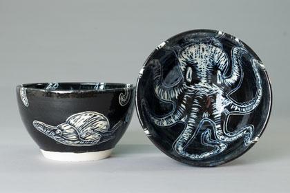 2 bowls