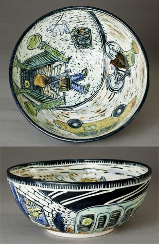 bowl (subway)