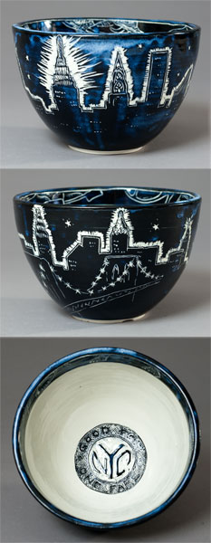 bowl (New York skyline)