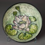 bowl (lotus flower)
