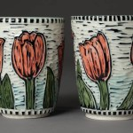 cups (tulips)