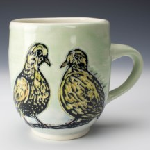 Mug: Mourning Doves