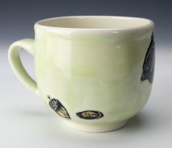 Mug: Squirrel, Acorn