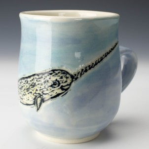 Mug: Narwhal
