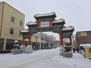Gates to Chinatown