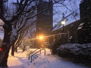 The Episcopal Church on Everett.
