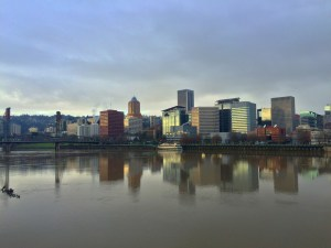 Not getting a job the way I expected to gave me a chance to pick where I moved - I chose Portland, Oregon, where I have had a chance to build a life that is what I want.