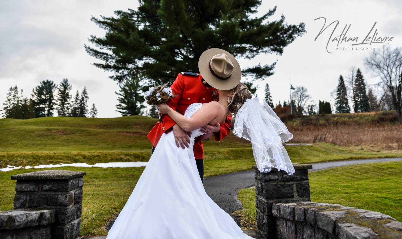 Wedding Royal Golf club Alymer