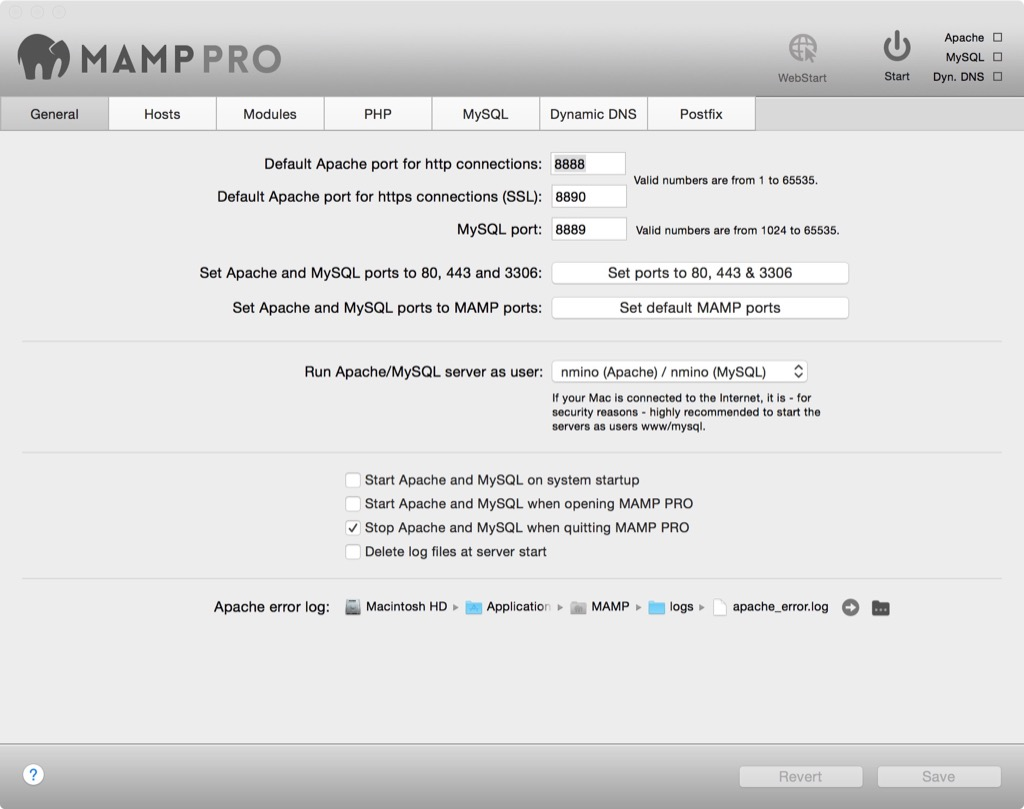 VIDEO – How To Setup MAMP Pro And Install WordPress On Mac OS-X Yosemite