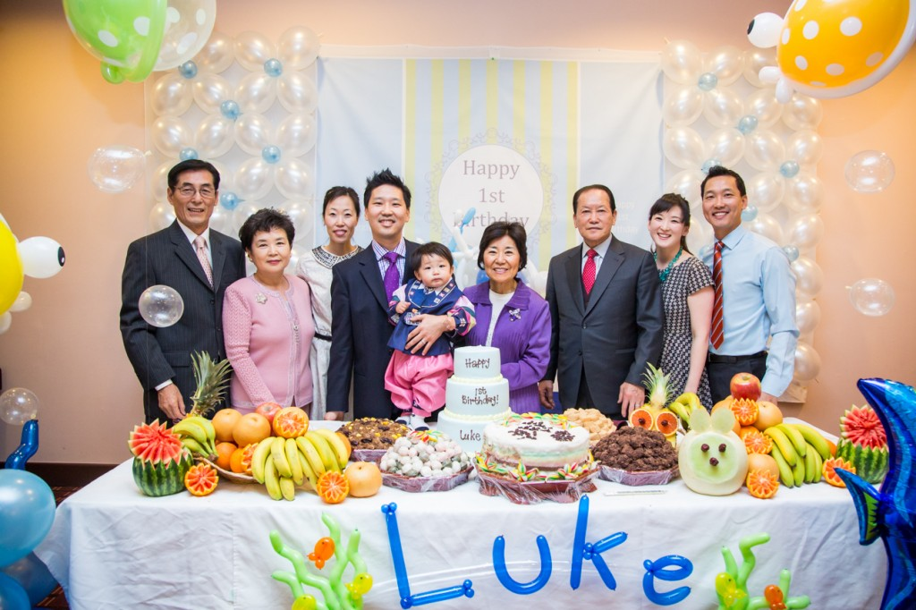 Korean couple039s anniversary celebration 9