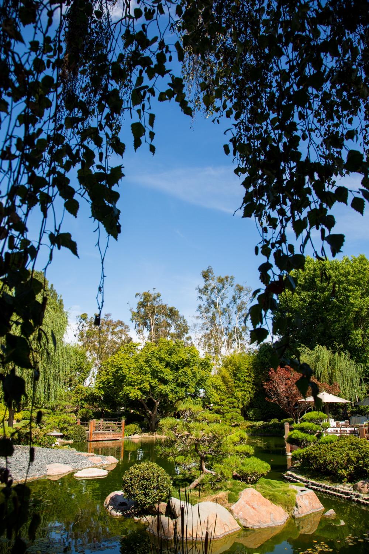 Earl Burns Miller Japanese Garden Wedding Venue Csu Long Beach California Weddings