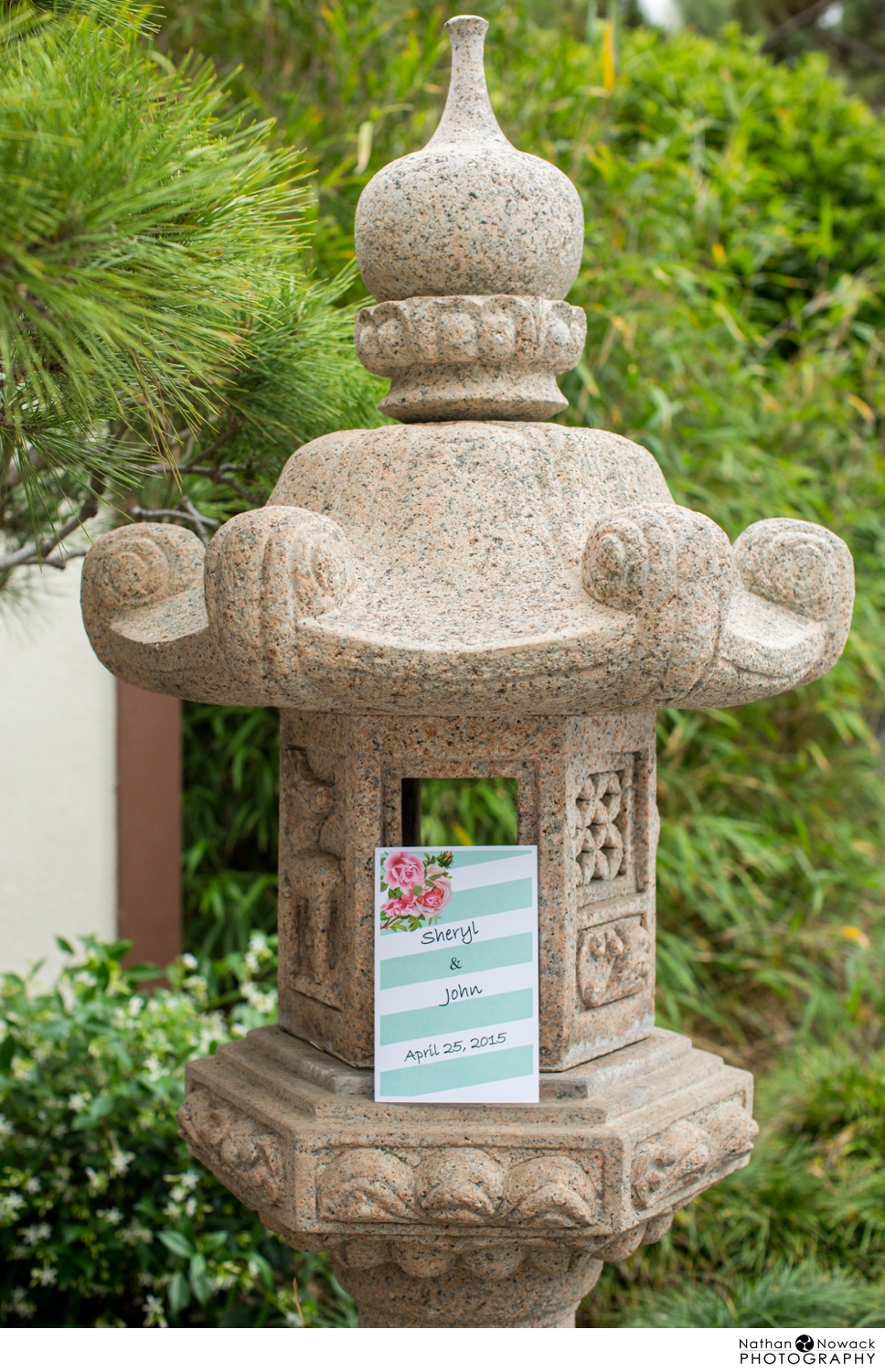CSU Long Beach - Earl Burns Miller Japanese Garden Wedding - Sheryl ...