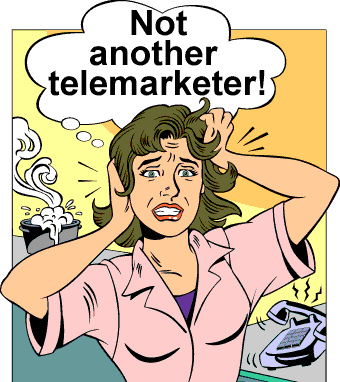 Dealing with Telemarketers