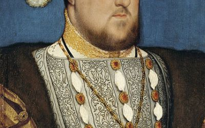 Henry VIII had a genetic deficiency? Perhaps..