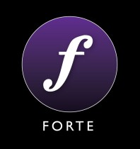 How do you say 'forte'?
