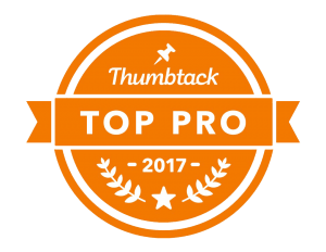 Thumbtack Top Private Investigator Badge