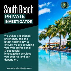 South Beach Private Investigator