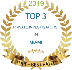Nathans Investigations wins Top 3 Private Investigators in Miami 2019