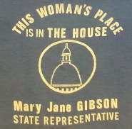 Nathan S. Gibson -- MJG This Woman's Place is in the House
