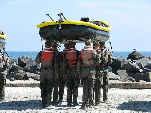 Navy SEAL photo