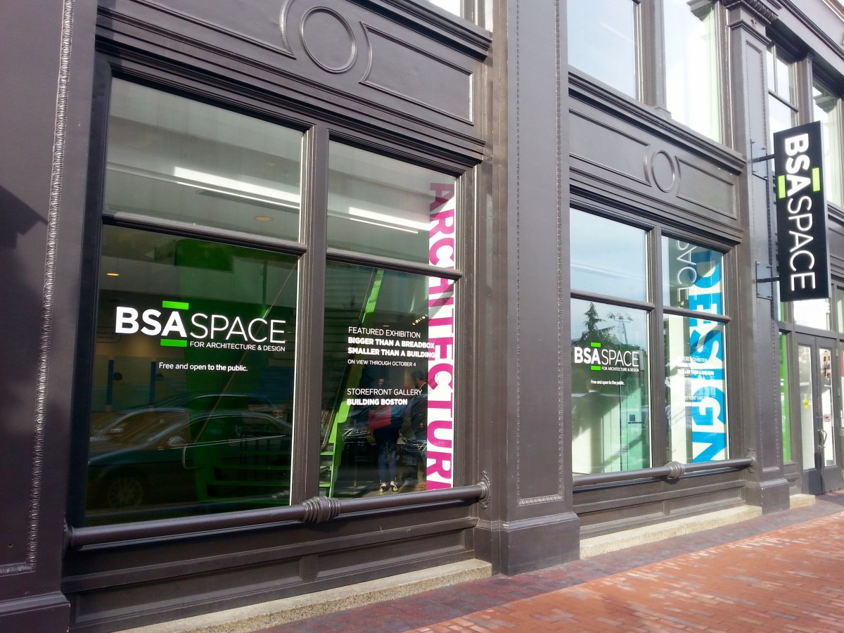 BSA Space Storefront