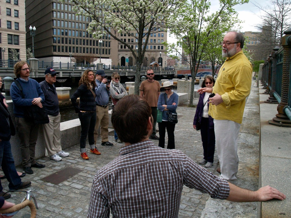 Providence's Waterfront: The Good, the Bad and the Ugly