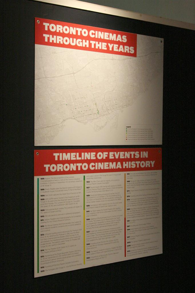 Toronto: Cinema City: Toronto cinemas through the years