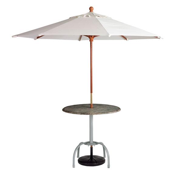 grosfillex umbrella extension poles