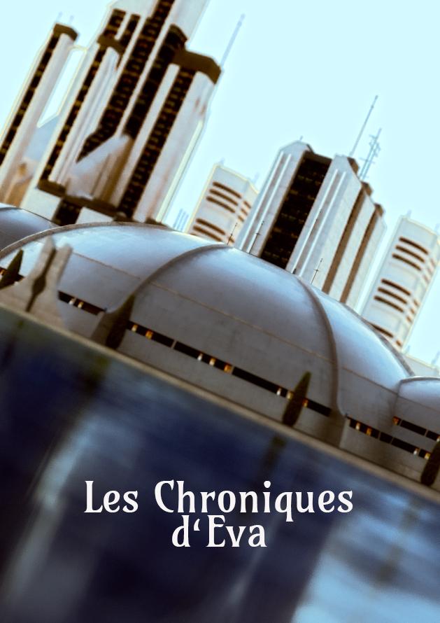 Les Chroniques d'Éva - La cité des Immortels