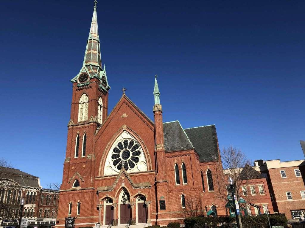 First Congregational Church, Natick