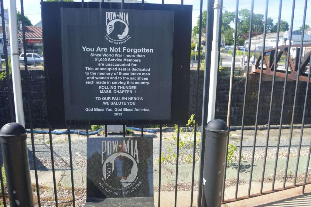 POW-MIA memorial