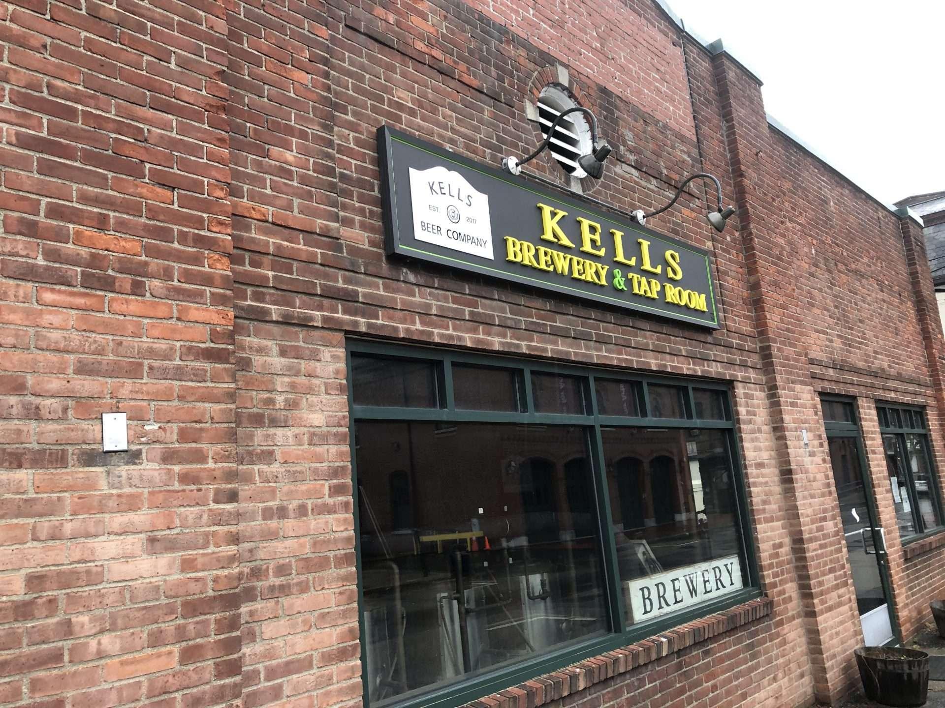 Kells brewery & tap room